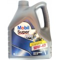 Моторное масло MOBIL / Super 2000 X1; 10W-40 / 4 л