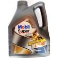Моторное масло MOBIL / Super 3000; 5W-40 / 4 л