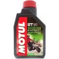 Масло для двухтактных двигателей MOTUL <Scooter Expert 2T> 1 л
