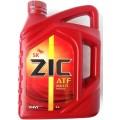Трансмиссионное масло ZIC / Multi ATF / 4 л