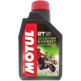 Масло для 2-х тактных двигателей MOTUL / Scooter Expert 2T / 1 л
